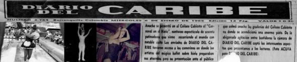 Giras en Sudamérica